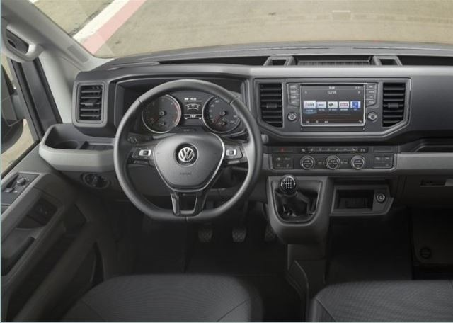 Volkswagen Crafter 2,0 TDI L4H3 14,4 m3 177hp